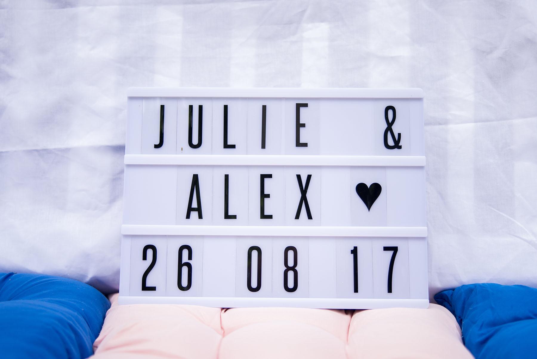 JULIE ALEXANDRE 181 - Julie et Alexandre